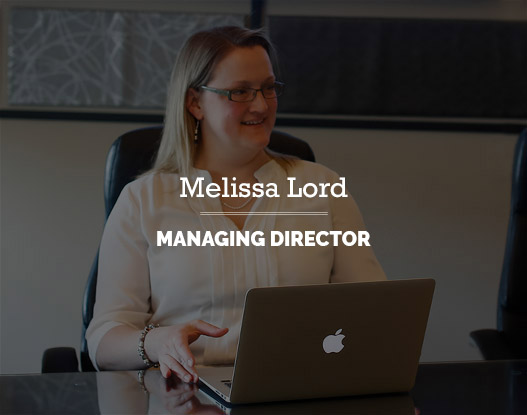 Melissa Lord: Director of Marketing