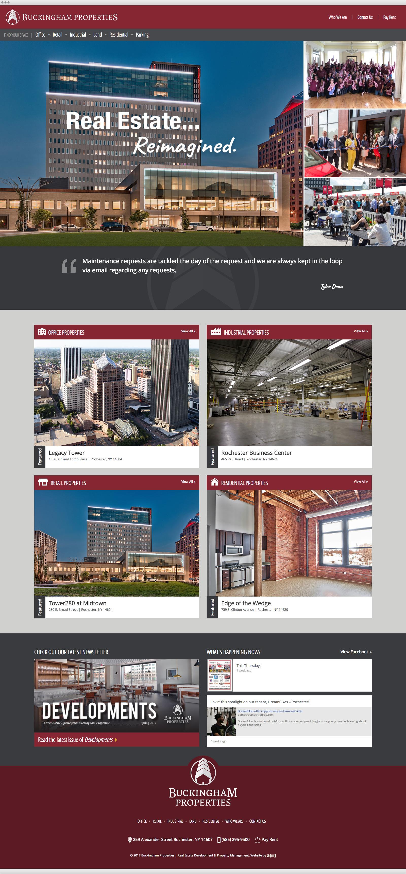 Website Development & Responsive Web Design Company
