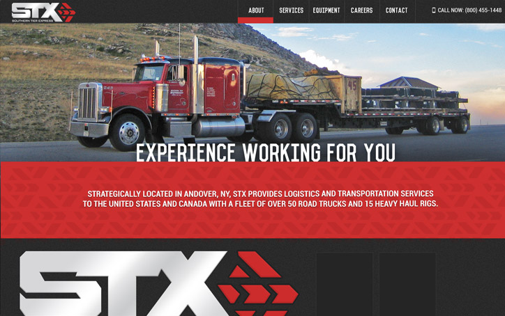 STX Website Branding Two
