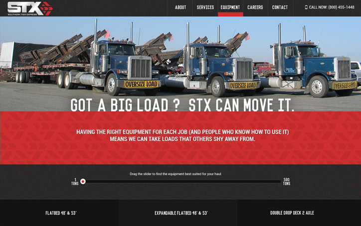 STX Website Branding Three