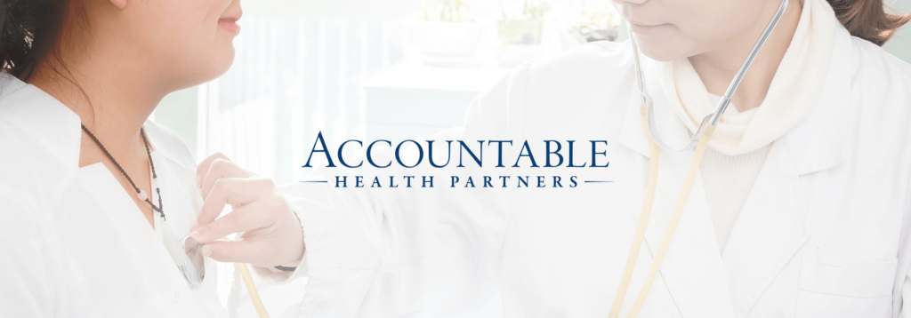 Accountable Health Partners Banner Image