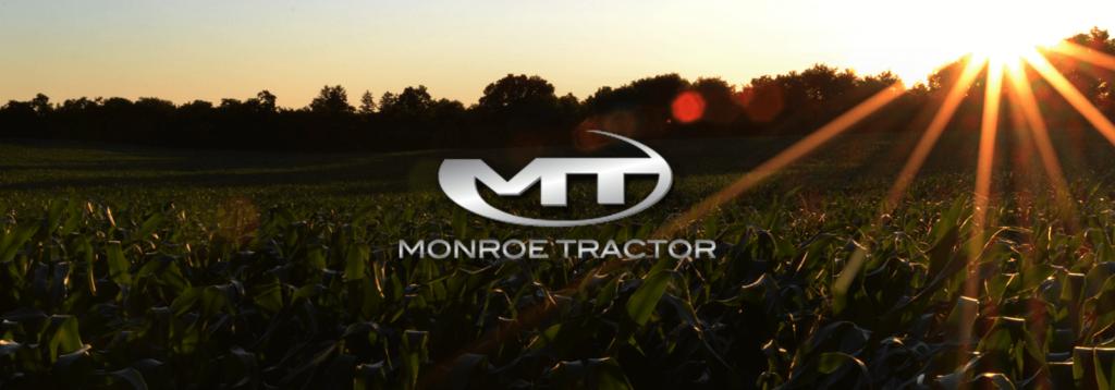 Monroe Tractor Banner Image