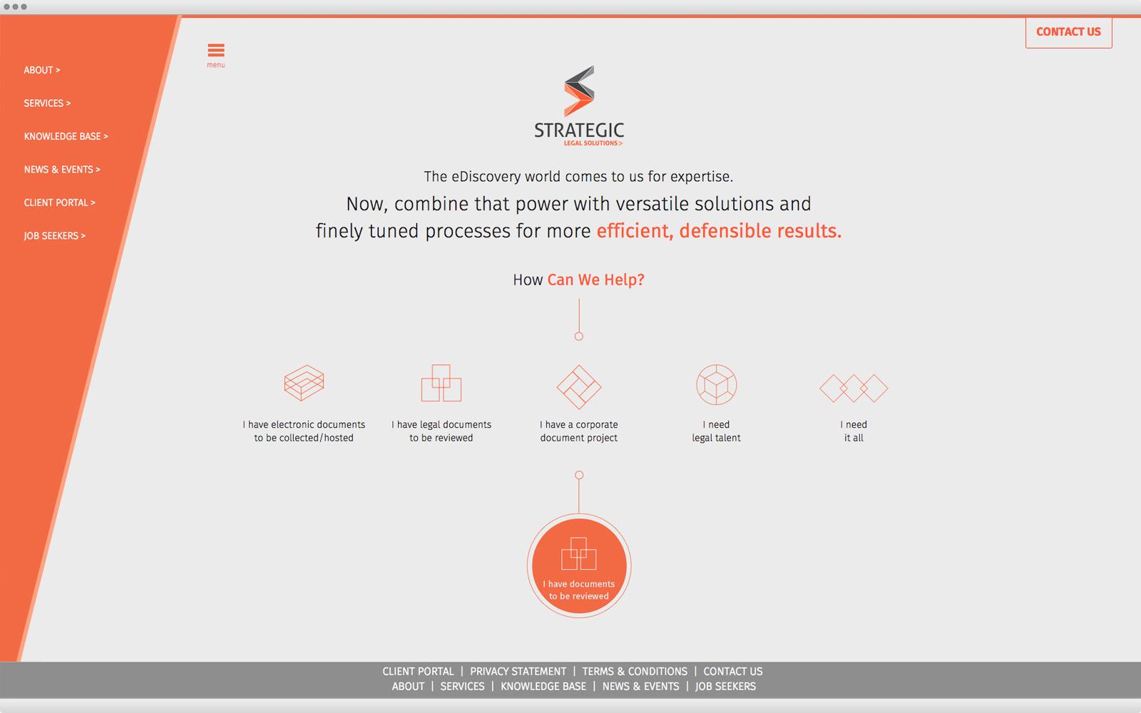 Strategic Legal Services