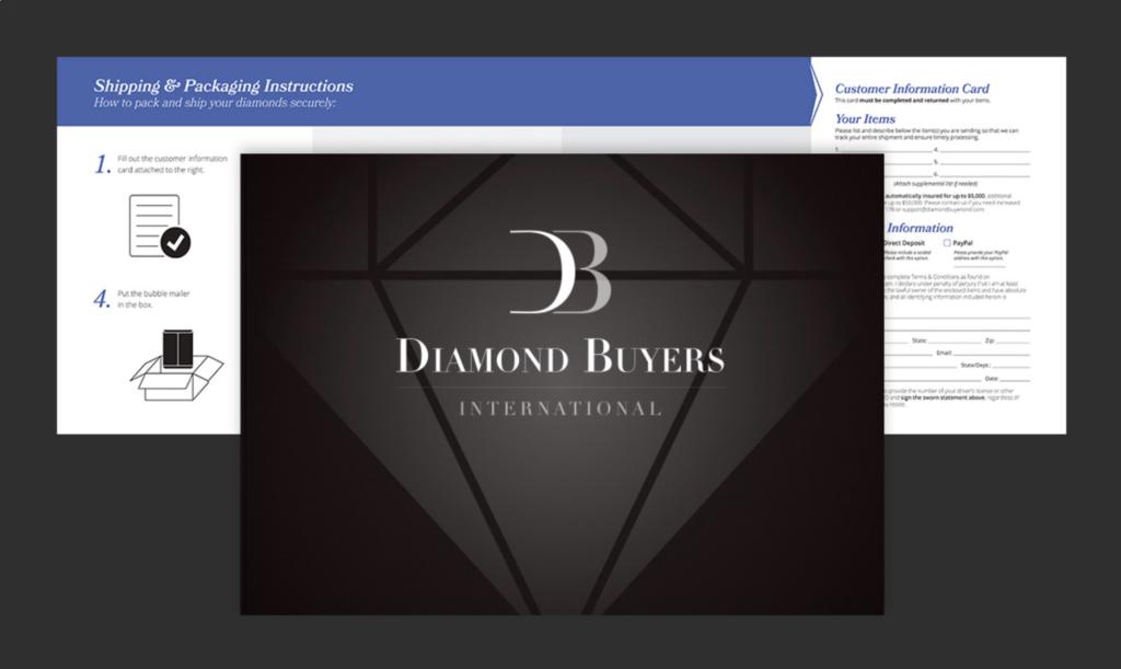 Diamond Buyers Brochure Image