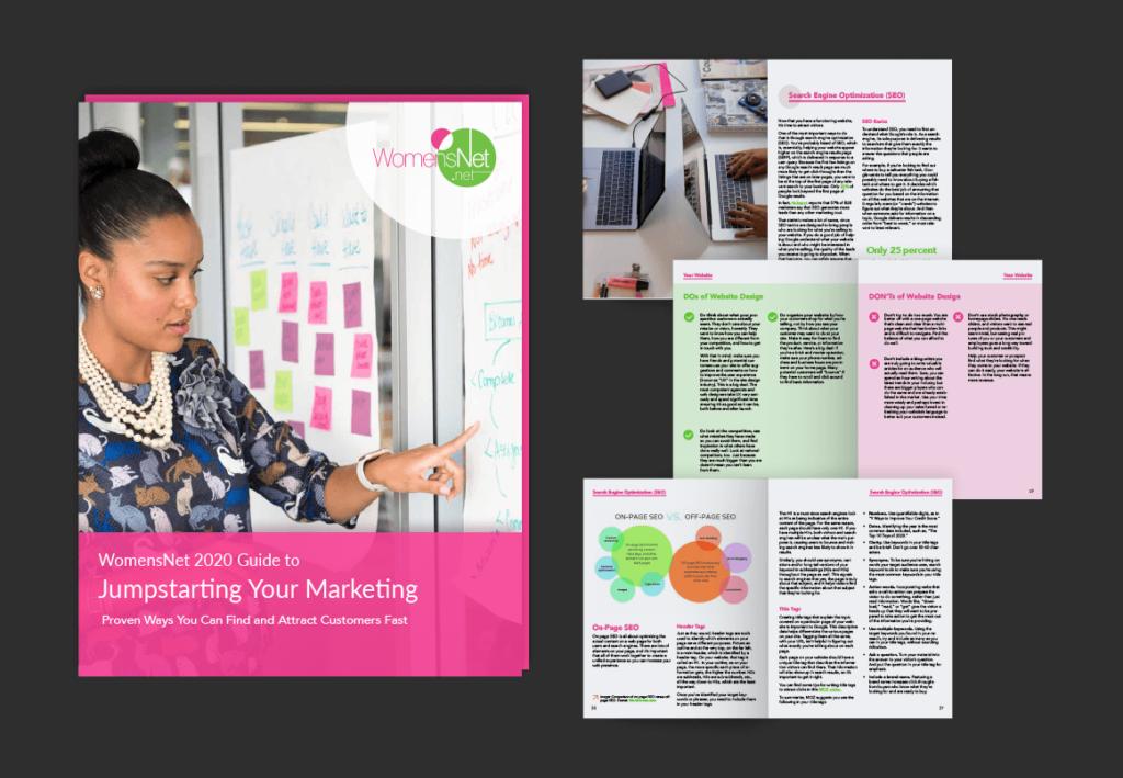 Women's Net Marketing Guide Materials